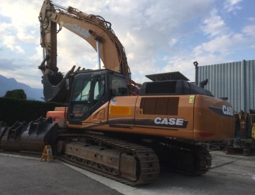 CASE CX 370 C
